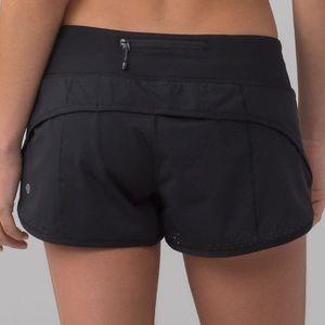 lululemon athletica Shorts - Speed short perf Lululemon